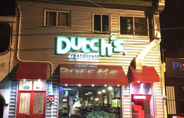 Restaurante Dutch's Tepic